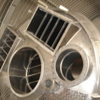 Vent for explosion panel